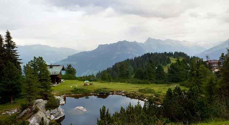 Wandelen Bergsport Mayrhofe
