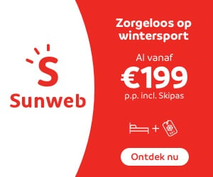sunweb wintersport skipas banner